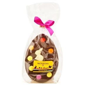 Tablette ovale - Lapin de Pâques