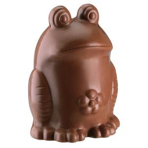 grenouille en chocolat