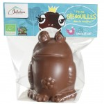 La grenouille chocolat au lait Bio
